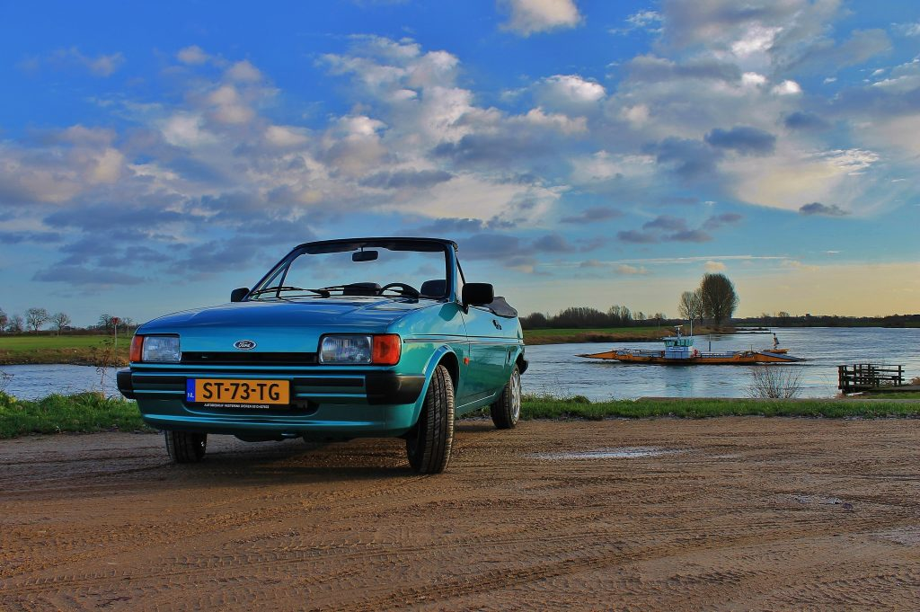 Ford Foto Fiesta AGM Fleur Cabriolet
