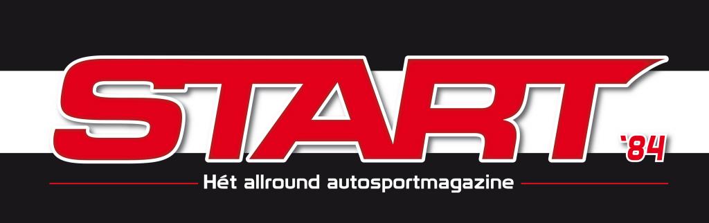 Illustratie: foto van het logo van Logo START84 - het allround autosportmagazine
