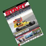 Cover: Start '84 Autosportmagazine editie september 2016 Max Verstappen