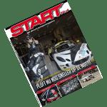 Cover: Start '84 Autosportmagazine november 2016 is vernieuwd met Max Verstappen