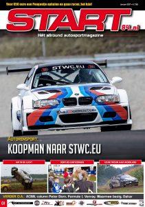 Cover START '84 Autosportmagazine januari 2017