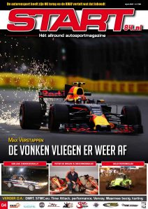 cover van START 84 Autosportmagazine van april 2017