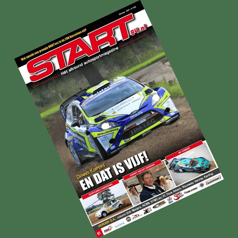 START '84 oktober 2017