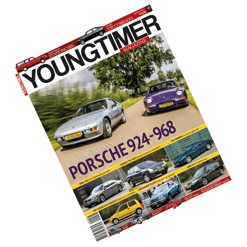 Youngtimer Magazine september/oktober 2017