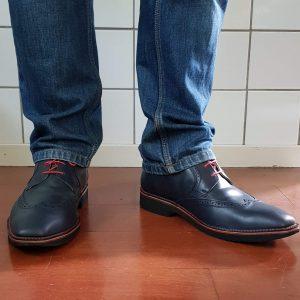 Ziekte van bechterew semi orthopedische schoenen voetklachten