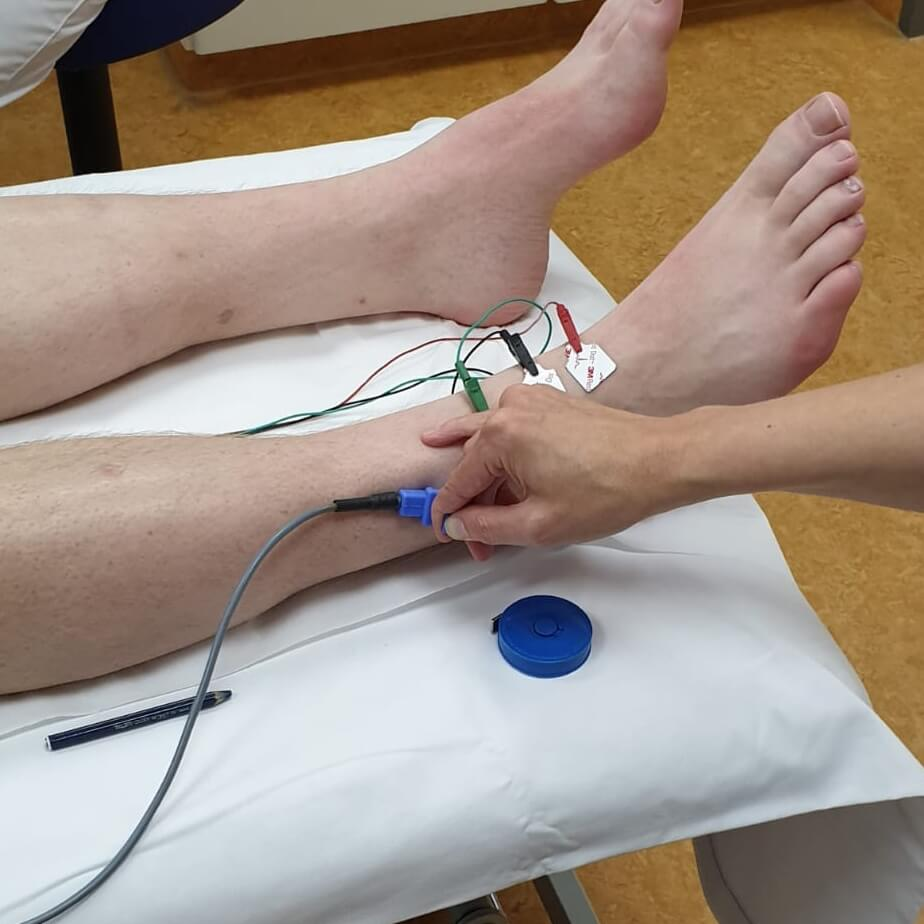 Diagnose voor het echie over de ziekte van bechterew