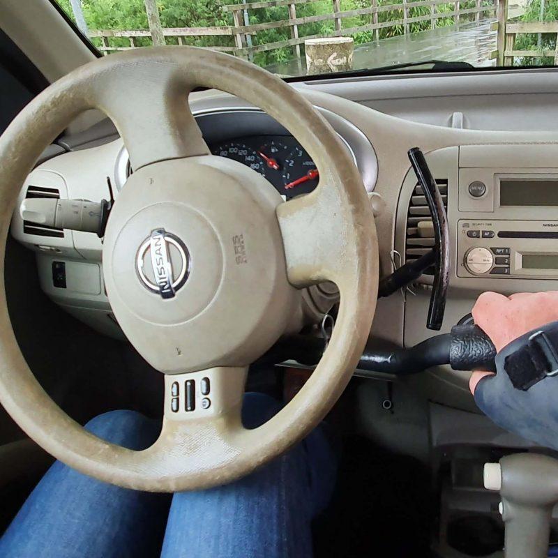 Oriëntatie en proefles – Met een handicap aangepast autorijden voor het echie (deel 1)