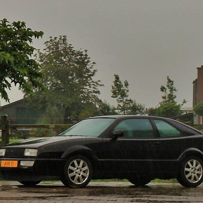 VW Corrado G60, het einde van een tijdperk