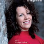 cover van dwarslaesie magazine van maart 2021 van dwarslaesie organisatie nederland