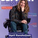Afbeelding van de cover van Support Magazine editie 1 2021 dat verscheen in maart met een artikel over Ralph Stoové